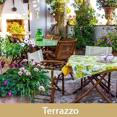 Terrazzo Antica Dimora Salento